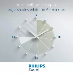Get a brighter smile in under one hour