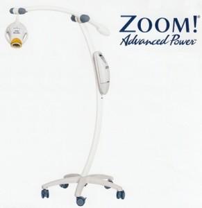 Zoom! White Speed machine